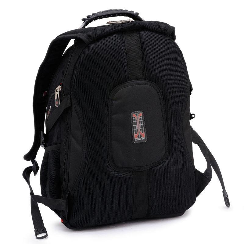"""Swiss Bag 15.6/"""" laptop backpack Waterproof Oxford Travel Bag Versatile Schoolbag"""