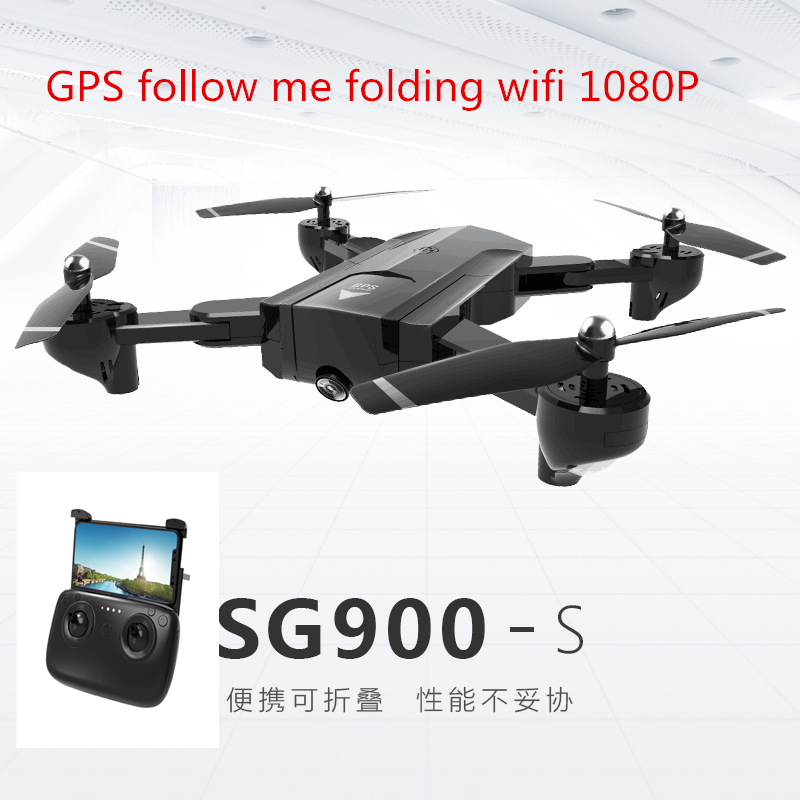 <font><b>drone</b></font> SG900-S GPS RC Quadcopter Remote Control Dron With 720P 1080P HD Camera Follow Me Helicopter Professional <font><b>drone</b></font> image