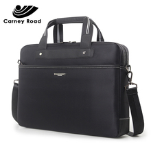 Brand Business Mens Office Bags 15.6 Inch Laptop Briefcase Bag Waterproof Oxford Men Handbag Male Messenger Shoulder Bag