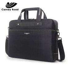 Marke Business männer Büro Taschen 15,6 Zoll Laptop Aktentasche Tasche Wasserdicht Oxford Männer Handtasche Männlichen Messenger Schulter Tasche