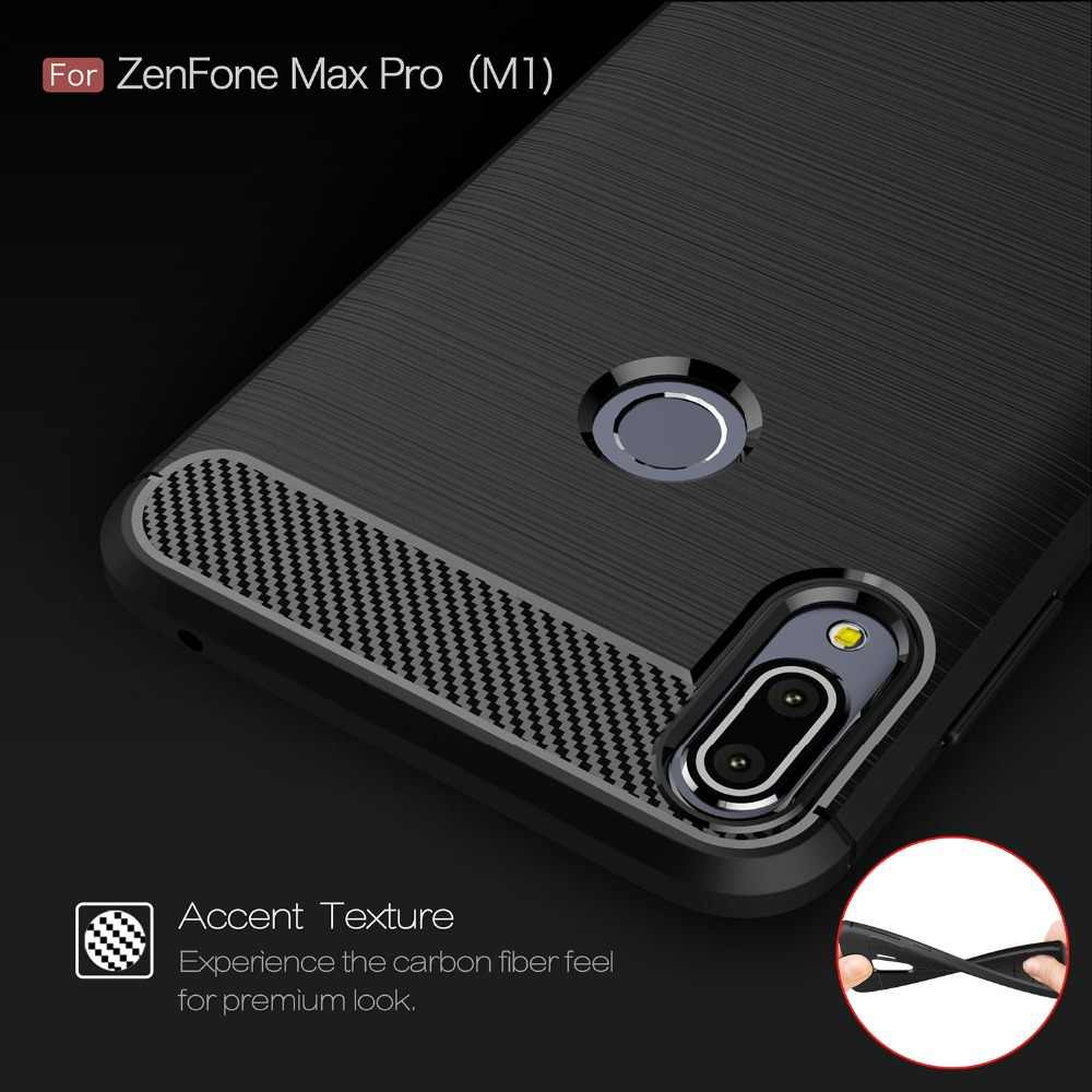 Sfor Asus Zenfone Max Pro M1 Zb602Kl Dành Cho Asus Zenfone Max Pro M1 Bắn Zb602Kl Zb601Kl ZB634KL M2 ZB631KL coque Cover