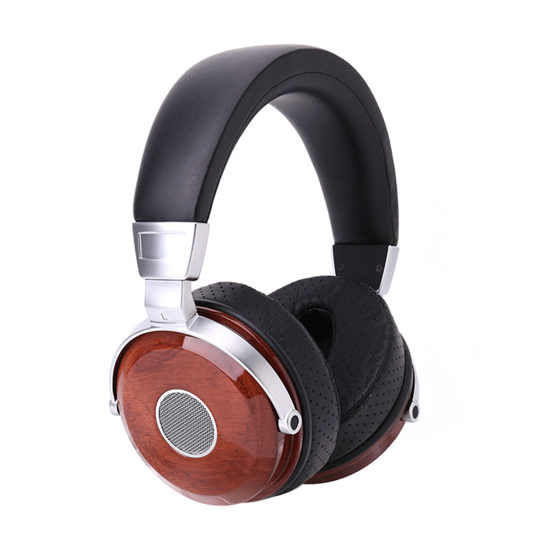 bilder für 1 STÜCK BOSSHIFI B8 Stereo Holz Über ohr Schwarz Mahagoni Kopfhörer Headset