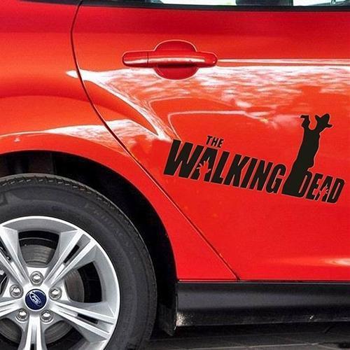 Fashion Letters Pattern Reflective Motorcyle Car Sticker Wiper Auto Decal Decor