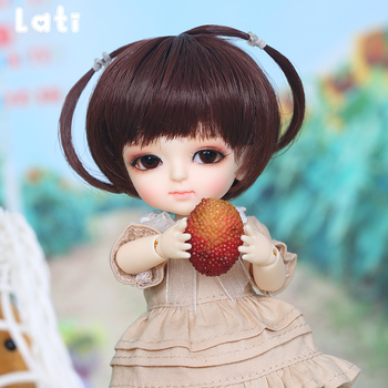Oueneifs Lati Yellow Coco 1/8 BJD SD Resin Figures Body Model Baby Girls Boys Dolls Eyes High Quality Toys Gifts 1
