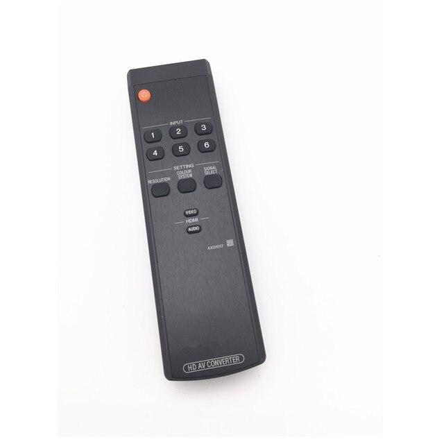 AXD1557 REMOTE CONTROL for PIONEER HD AV CONVERTER-in Remote