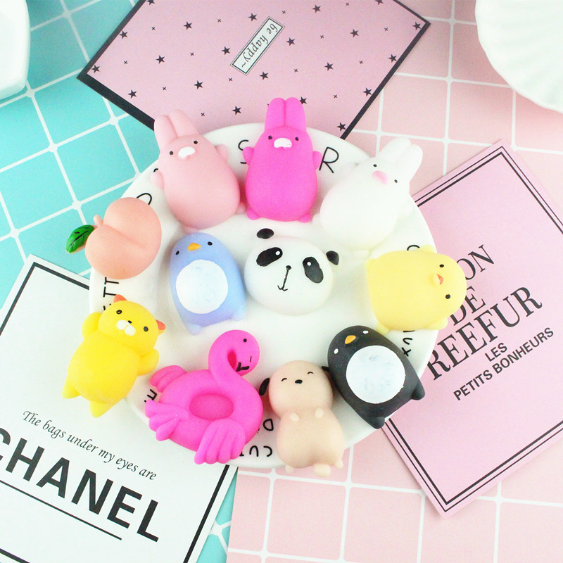 Mobile Phone Accessories Clever Fun Cute Cat Emotion Vent Dolls Adult Children Toys Gift Novelty Antistress Ball Cat Toy 1 X Squishy Toy Mobile Phone Straps