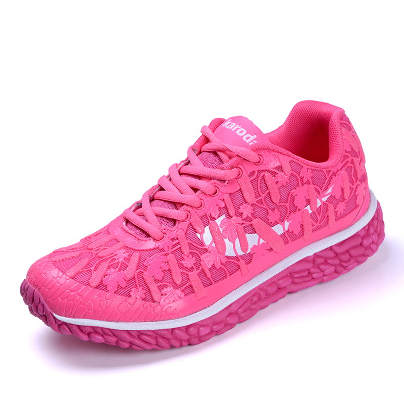 Running Shoes Women 2016 Spring Summer Trainers Hot Female Gym Lightweight Athletic Sneakers In From Sports