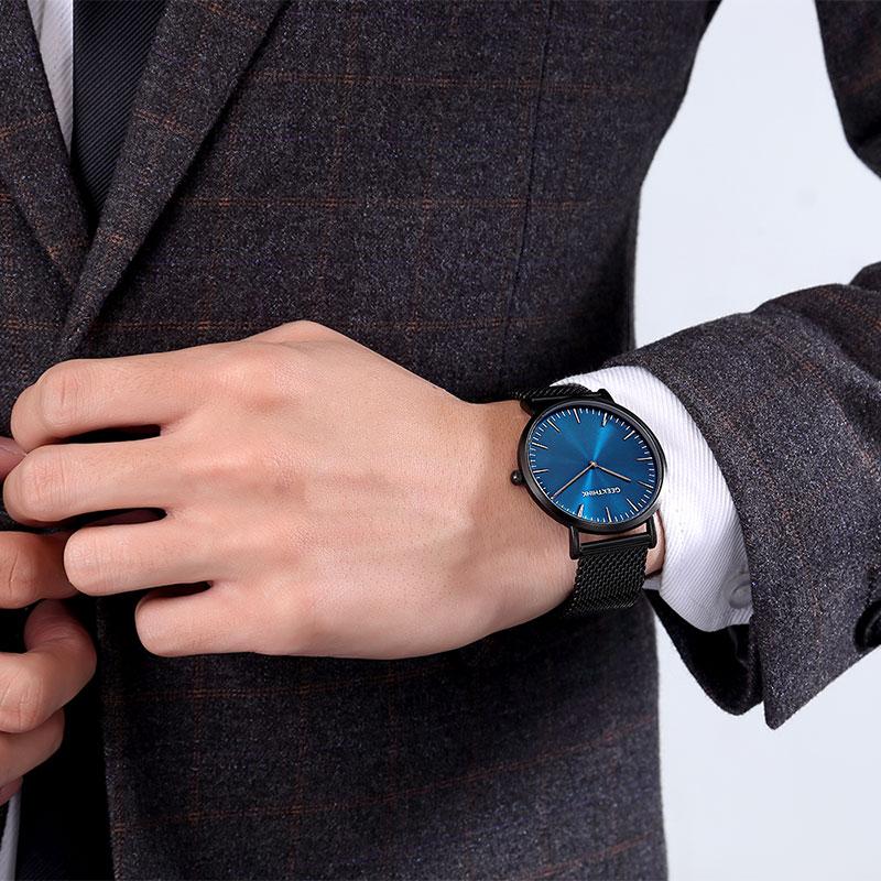 GEEKTHINK Κορυφαία ρολόγια πολυτελείας - Ανδρικά ρολόγια - Φωτογραφία 4