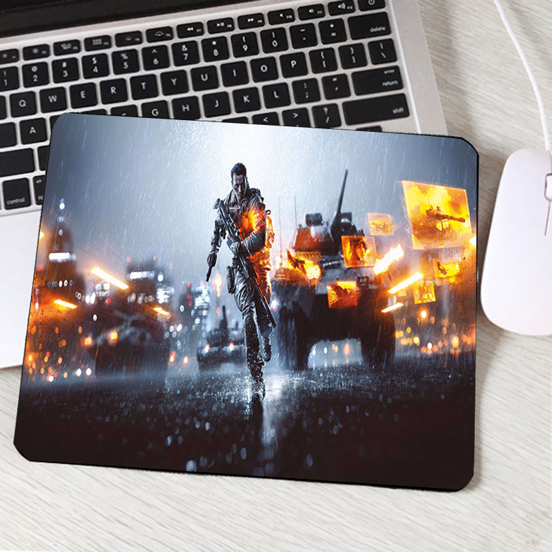 US $1 61 30% OFF|Congsipad The Beautiful HD Art War Game Wallpaper Printed  Mousepad Battlefield Series 1/2/3/4 Hot Gaming Mouse Pads To Decorate-in