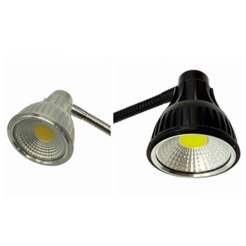 12V 24V 110V 220V 10W do widzenia maszynowego elastyczne lampki LED