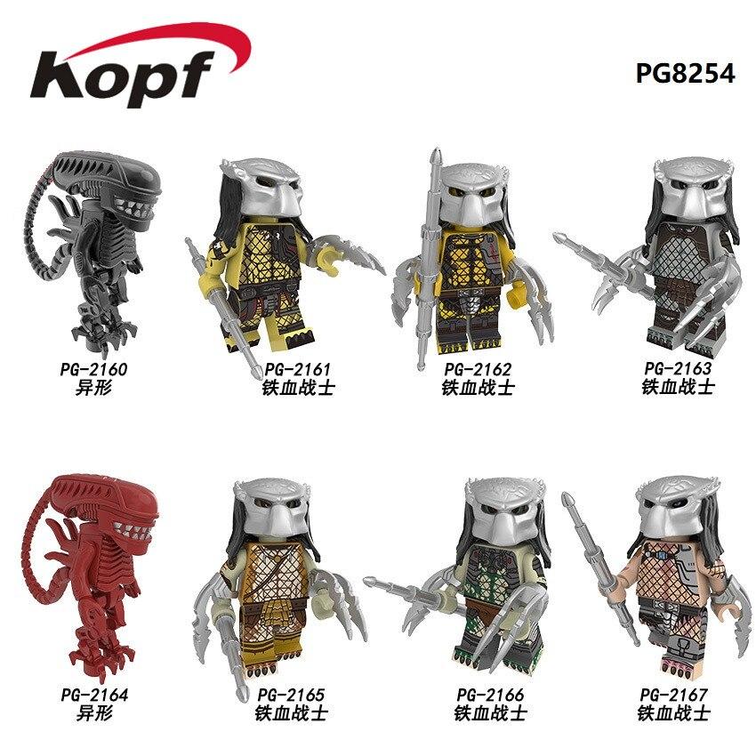 Single Sale Building Blocks Skeleton Skull Super Heroes The God Of War Movie Drax The Destroyer For Children Toys Gift PG8254