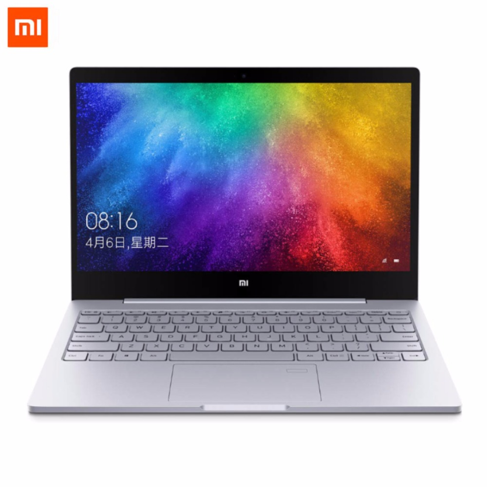 все цены на Original Xiaomi Mi Air 13.3 Inch Notebook Fingerprint Recognition Intel Core i5-7200U 8GB RAM 256GB PCle SSD Windows 10