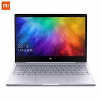 Original Xiaomi Mi Air 13.3 Inch Notebook Fingerprint Recognition Intel Core i5 7200U 8GB RAM 256GB PCle SSD Windows 10