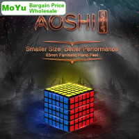 MoYu Aoshi GTS 6x6x6 Magic Cube Set 6x6 Wholesale Lots Bulk 6PCS Cubo Magico Neo Speed Cube Puzzle Antistress Toys For Kids