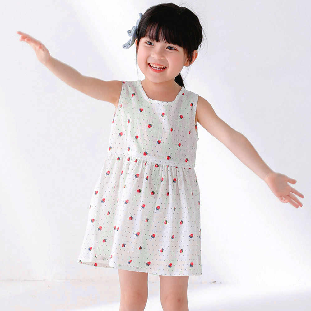 Платье для маленьких девочек летние платья одежда принцессы для маленьких девочек в горошек вечерние платья для дня рождения vestidos bebes L5