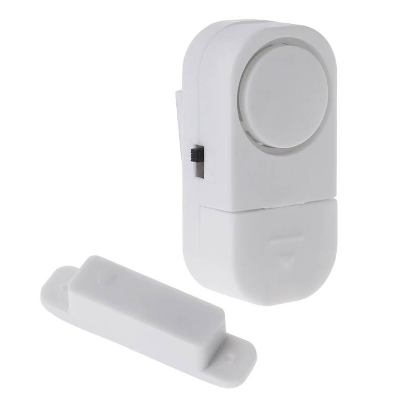 Magnetic Door And Window Alarm Prevent Burglar Entry Exit Safety Security