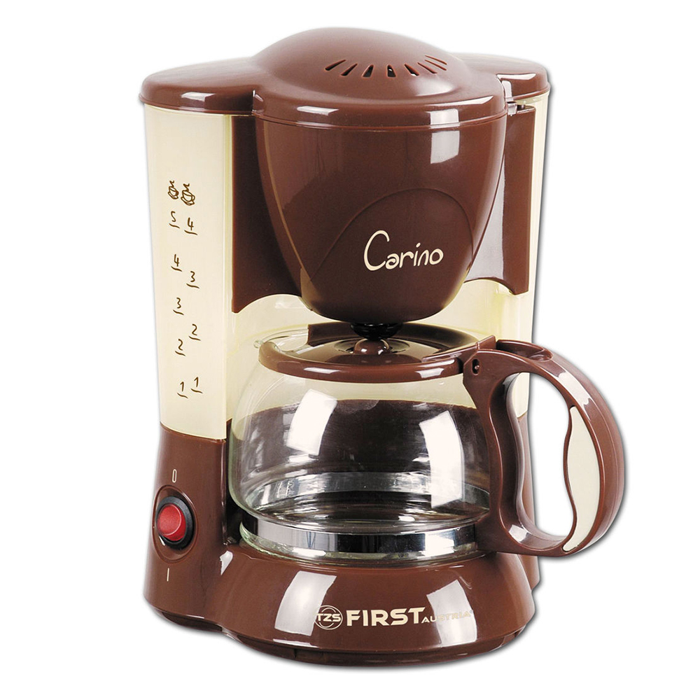 Coffee maker FIRST FA-5458 Brown