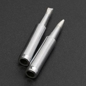 Image 3 - 5 Pz Ferro Tsui M T 3.2D Solder Tips Ferro t12 Sostituzione 3mm Scalpello Larghezza