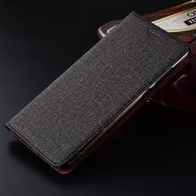 Флип чехол для ZTE Nubia Z11 Mini S Max чехол хлопок лен кожа карты дизайн крышки телефона