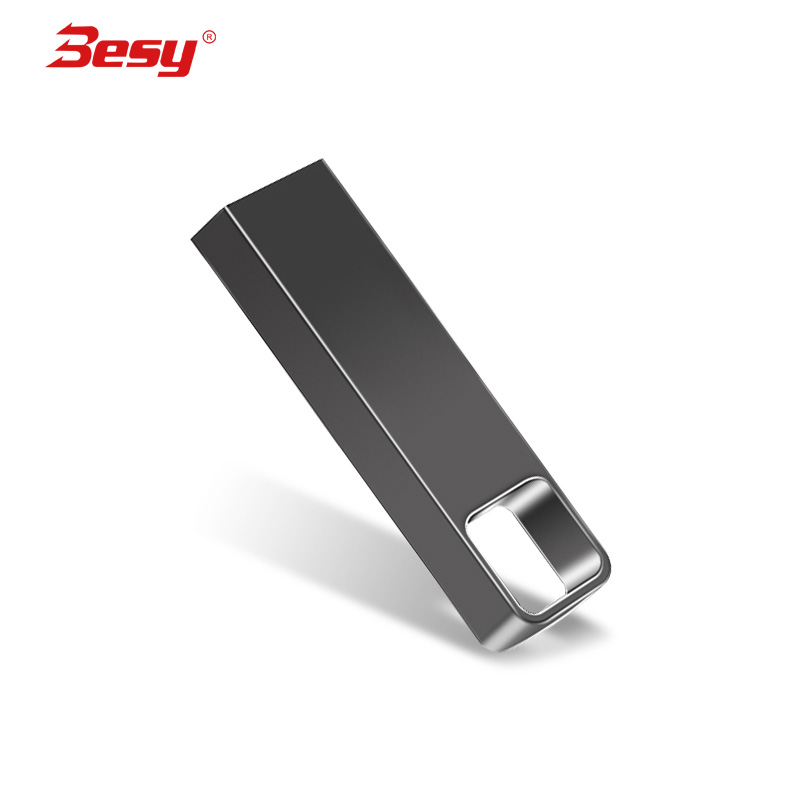 USB Flash Drive 64GB Metal Key Pendrive 64GB Waterproof Pen Drive USB 2.0 USB Stick Memory Stick USB Flash  Metal(China)