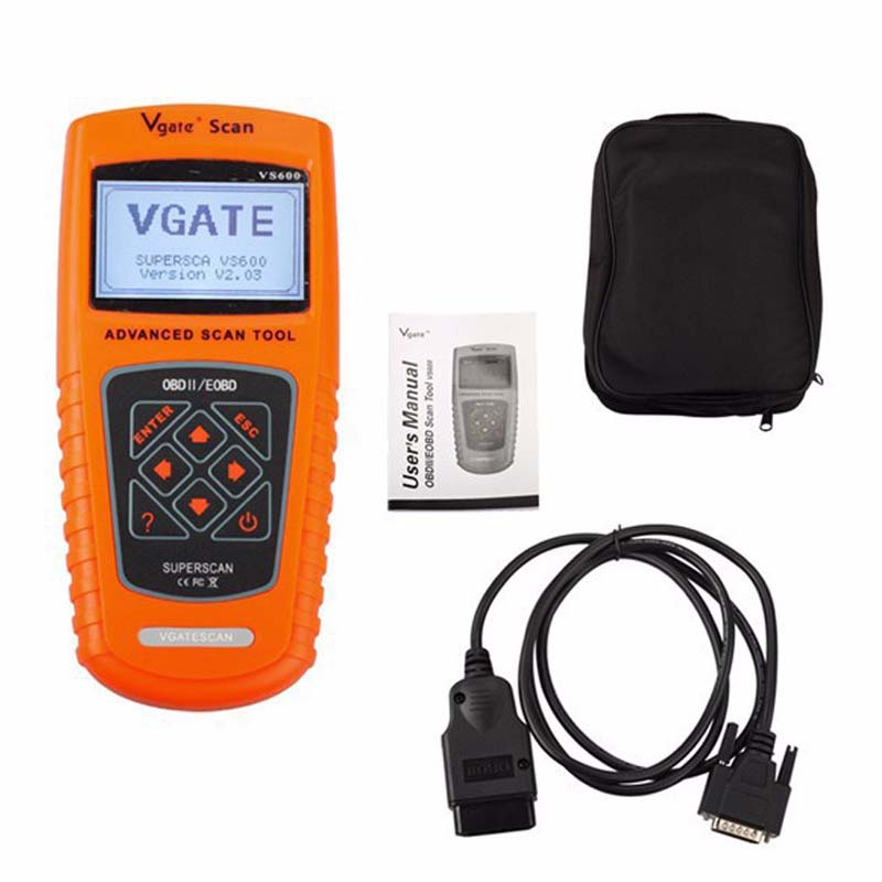 VS900 VGATE Car Airbag Tool Reset Oil/Service Designed To Reset Oil Service Light, Oil Inspection Light, Service Mileage JC10 car obd2 obdii oil inspection service reset tool