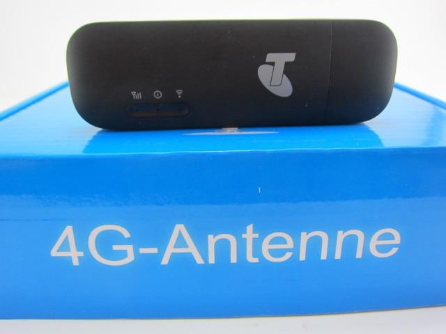 Huawei  E8372H-608 4G wifi stick plus 35dbi LTE high gain antenna double TS9 connector цена и фото
