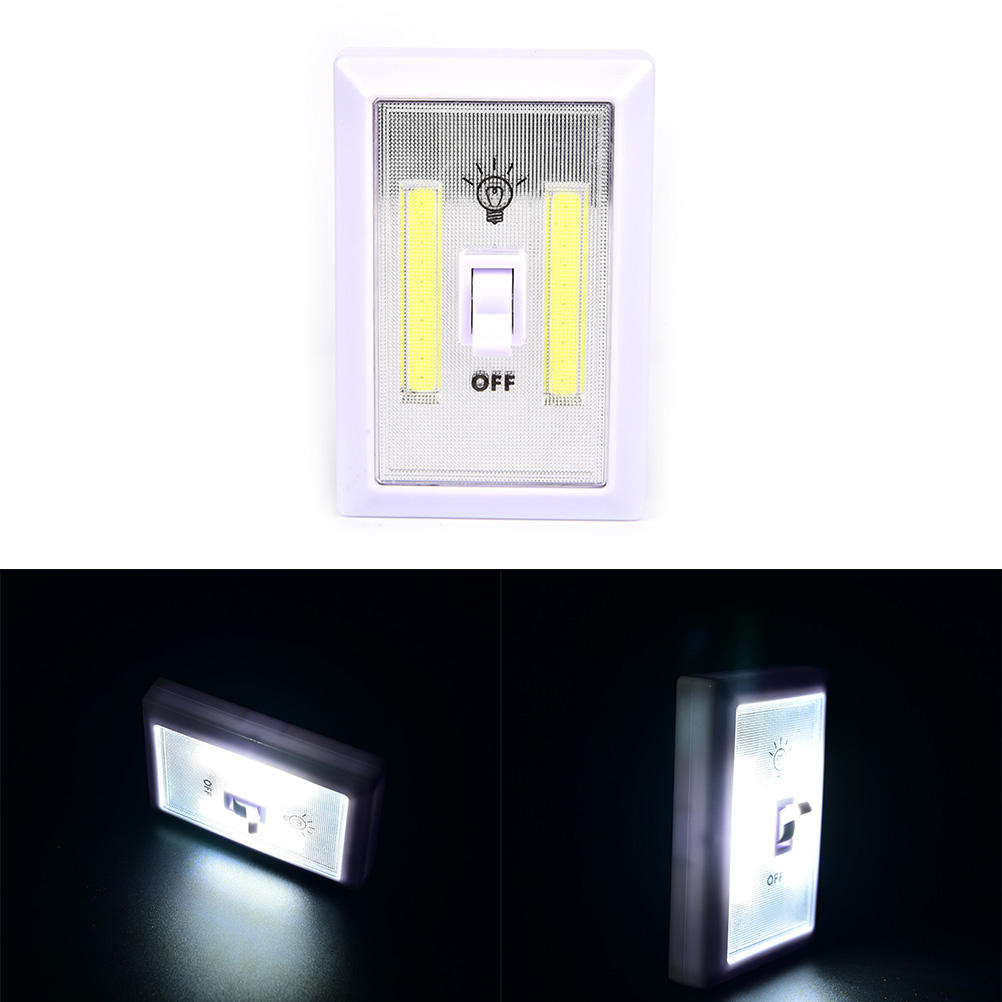 Kitchen Cabinet Garage Closet Camp COB LED Cordless Lamp