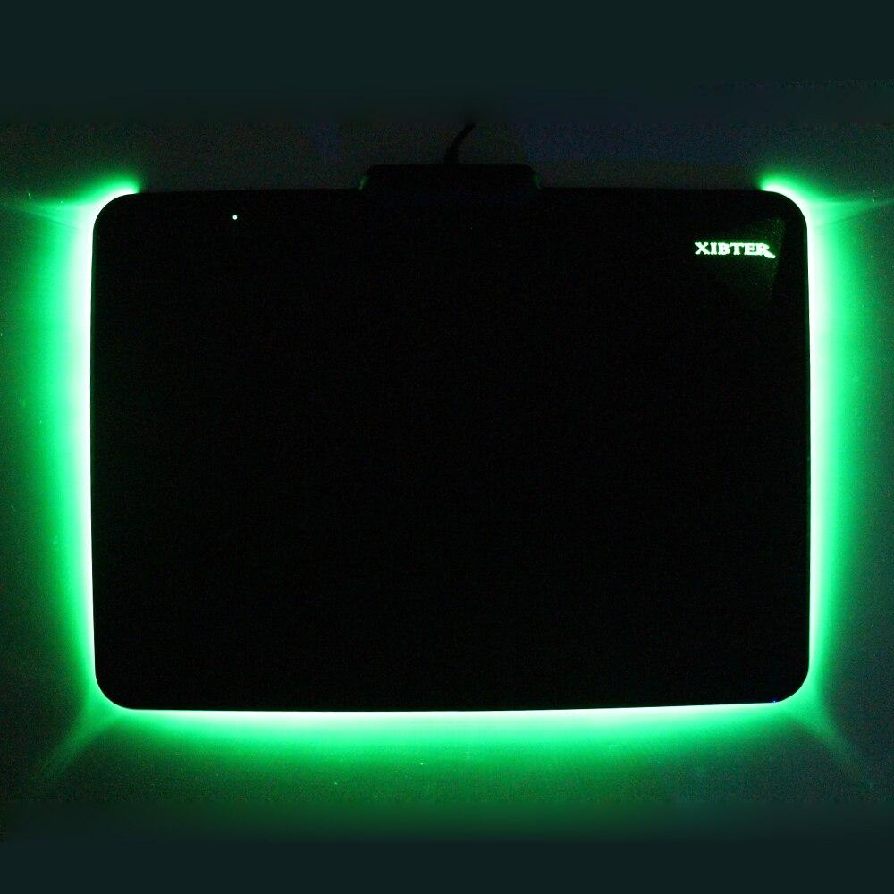 Xibter Лучший светящийся игровой коврик - Компьютерная периферия
