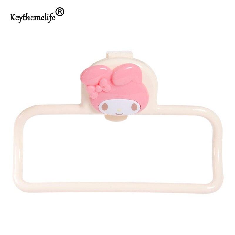 Hello Kitty Opbergrek.Keythemelife Hello Kitty Back Style Handdoekrek Kunststof