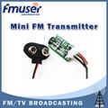 Envío gratis FMUSER M01 Mini transmisor FM 60 MHZ - 128 MHZ Mini bug wiretap dictagraph interceptor