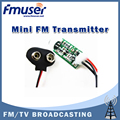 Free shipping FMUSER M01 Mini FM transmitter 60MHZ-128MHZ mini bug wiretap dictagraph interceptor