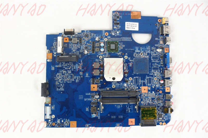 MBPHA01002 FOR <font><b>ACER</b></font> <font><b>5542G</b></font> Laptop <font><b>motherboard</b></font> MB. PHA01.002 48.4FN02.011 DDR2 MB 100% Tested Fast Ship image