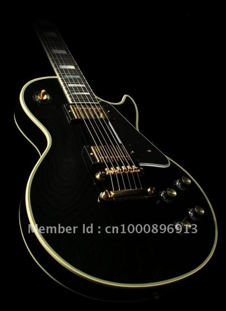best guitar Custom Shop  Black Beauty Electric Guitar @0001