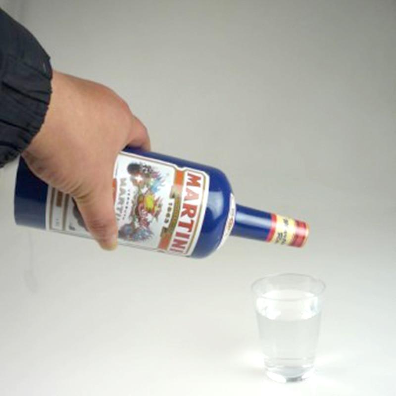 (12 bouteilles, liquide Pured) bouteilles de multiplication/tours de magie en mouvement augmentant et colorant les bouteilles de Tora accessoires de magie de scène - 2