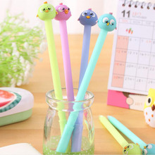48pcs/lot Japanese Creative Beautiful Cute Small Bird Gel Pen/Good Quality/School Supplies Stationery Papelaria