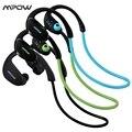 Mpow Guepardo MBH6 segunda Generación Inalámbrica Bluetooth 4.1 Auriculares Micrófono Manos Libres Llamada AptX Deporte Auricular
