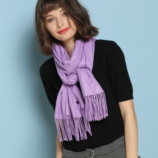 32 Colors Pashmina Scarves for Women