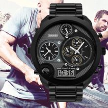2016 SKMEI Brand NEW 1170 Men Sport Watches Fashion Outdoor Waterproof Dual Time Digital Watch