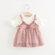 1d8feb11fcf9b Cute Dresses for Baby Girl 6 Months Promotion-Shop for Promotional ...