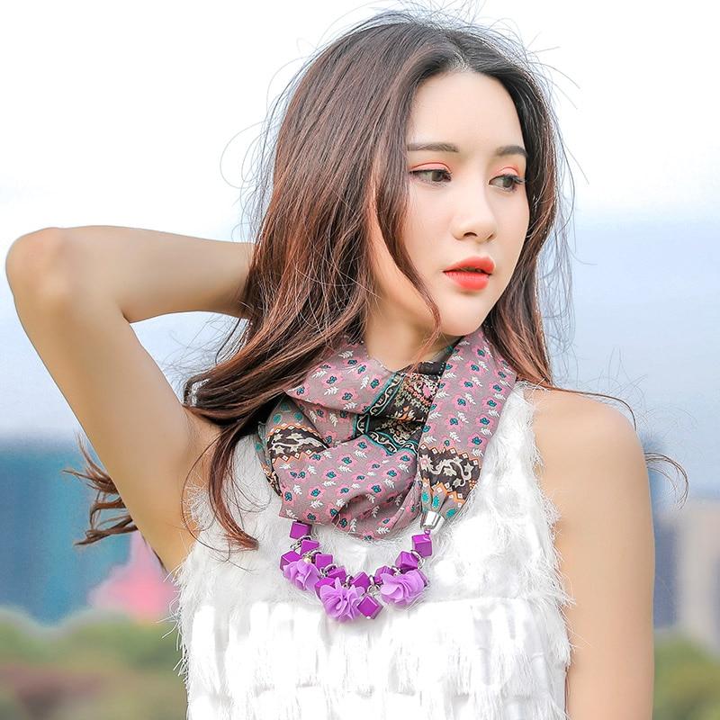 2019New  Fashion Style  Women Tassel Scarf Pendant Scarf New Design Style Ladies' Scarfs Free Shipping