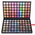 El envío libre Favorables 120 A Todo Color Paleta de Sombra de ojos Sombra de Ojos Mate Y Brillo maquillaje Paleta de Maquillaje 3 # Contienen Kit