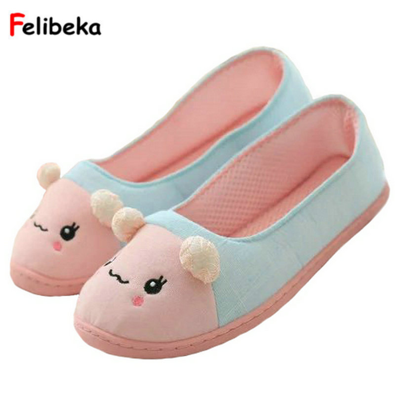 drop shipping Spring/summer Home Slippers Women Indoor Shoes House Bedroom Cotton Flats siketu 2017 women home slippers spliced warm pregnant women shoes best gift drop shipping dec27