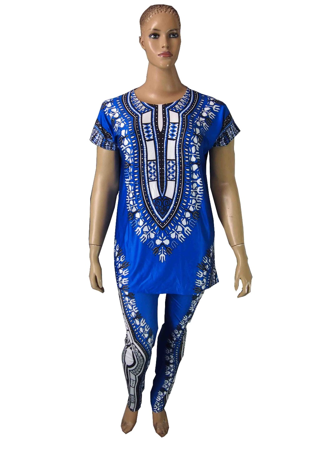 1000 Images About African Print 2 Piece Outfit On: New Style African Women Clothing Dashiki Fashion Print