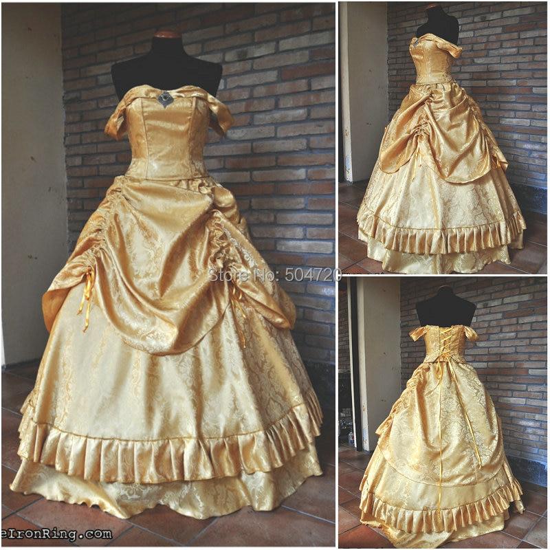 Custom mader 560 Винтаж костюмы 1860 S Гражданская война Southern Belle платье бальное платье/готический платье в викторианском стиле платья