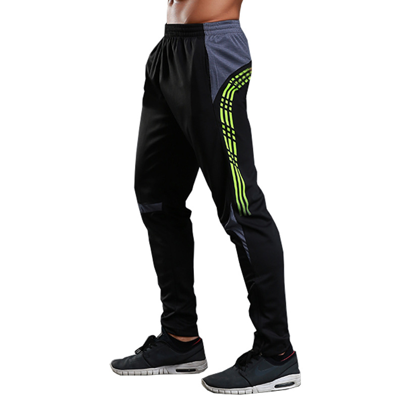 Men Sports Pants Sweat Pant Straight Hip Hop Male Trousers Sportswear Sports Running Soccer Pants Trouser Gym Fitness Pants donyummyjo luxury bathroom basin faucet brass golden polish swan shape single handle hot&cold water vanity sink mixer tap page 6