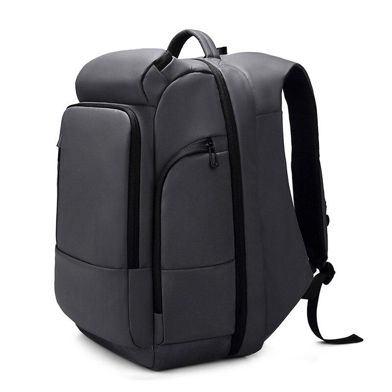 Sac à dos pour ordinateur portable pour homme sac à dos multifonctionnel étanche avec Port USB pour voyage en plein air nouveau