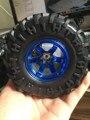 130mm diameter supper big robot car wheel  diameter:130 mm thickness:60mm weight:157g