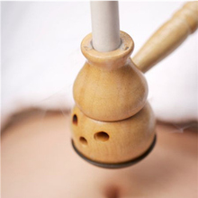 LAVO Moxa Moxibustion boîte Portable, support de rouleau, sans fumée, Mini bâton de Massage, Acupuncture, thérapie darmistice