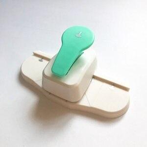 Image 4 - Perfurador de papel para encadernação, máquina de cortar cogumelo criativo com buraco de cogumelo t, material escolar, faça você mesmo, cortador de papel, álbum de recortes solto