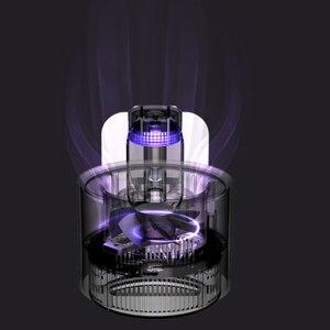 Image 2 - 2020 Youpin Sothing moustique tueur lampe Portable cactus USB électrique moustique répulsif insecte piège UV lumière pour chambre maison